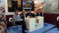 Presentación de la Marca de Garantía Torrezno de Soria. Feria Internacional del turismo de interior (INTUR), Valladolid, 28 de noviembre de 2014